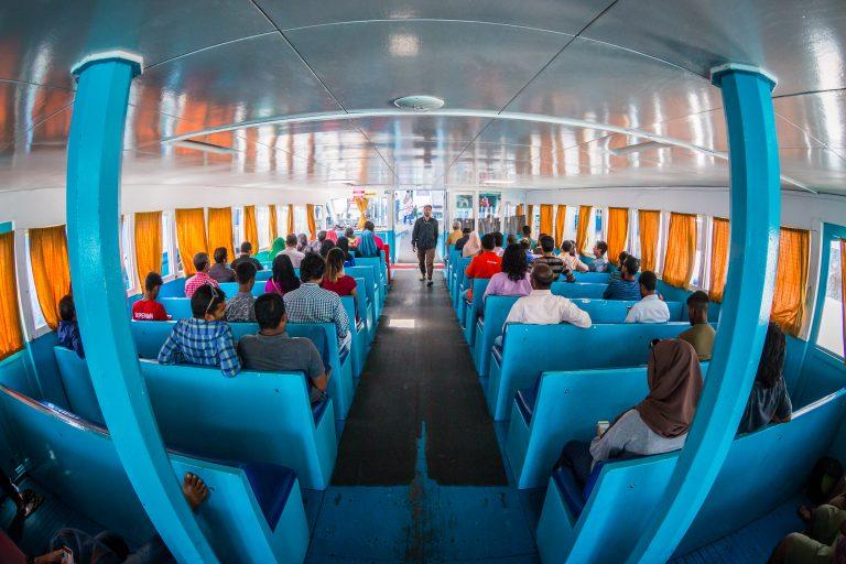 Maldives Dhoni Ride