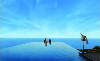 Karma Kandara Bali Cliff Front Pool