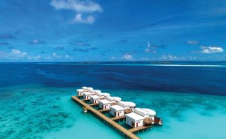 OBLU SELECT at Sangeli - Honeymoon Water Suites